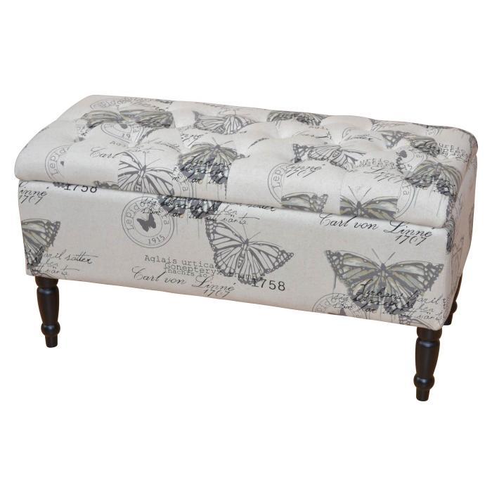 sitzbank h31 polsterbank bank stoffbezug mit stauraum. Black Bedroom Furniture Sets. Home Design Ideas