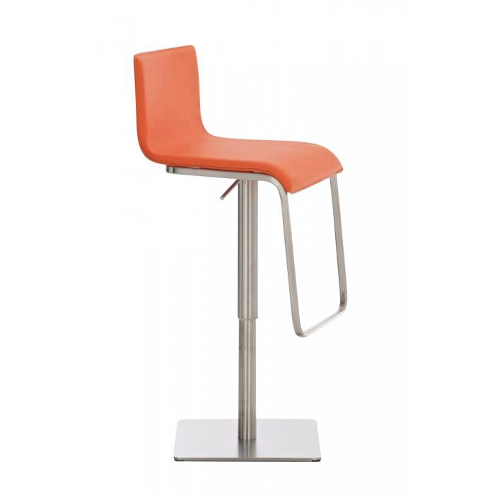 Barhocker cp155 barstuhl orange for Barhocker orange