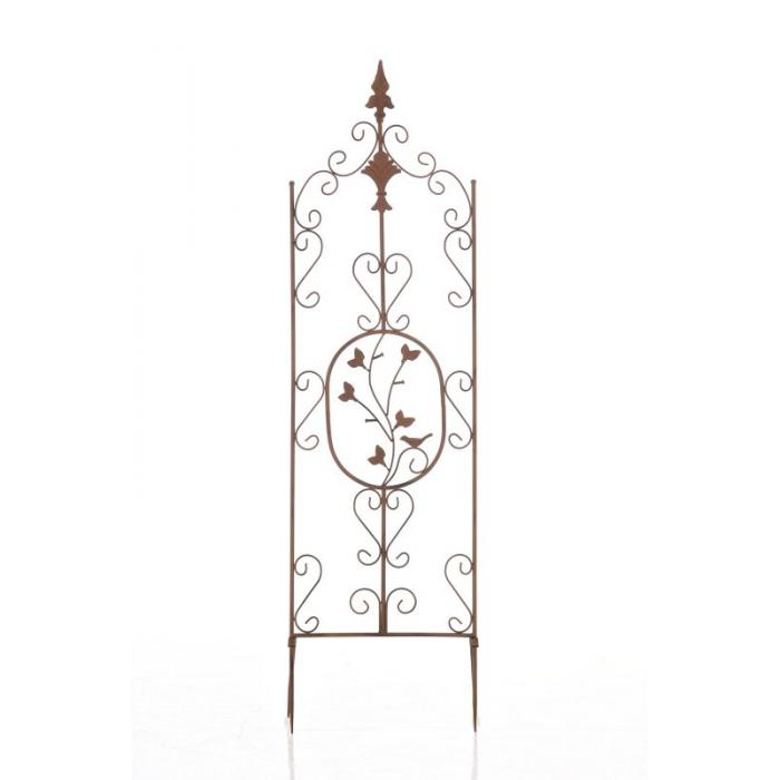 rankgitter cp458 rankhilfe metall antik braun. Black Bedroom Furniture Sets. Home Design Ideas