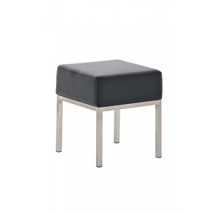 sitzhocker cp214 hocker kunstleder schwarz. Black Bedroom Furniture Sets. Home Design Ideas