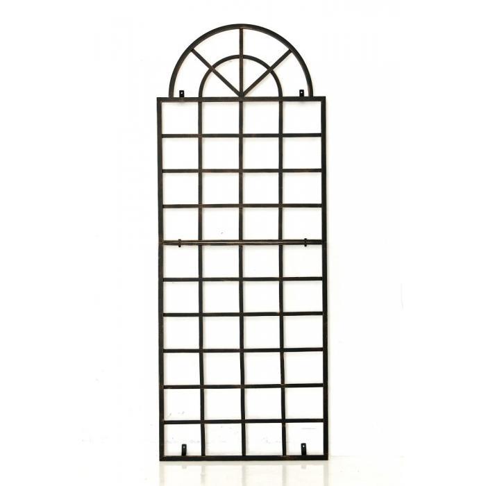 wandrankhilfe cp371 rankhilfe rankgitter eisen 180cm bronze. Black Bedroom Furniture Sets. Home Design Ideas