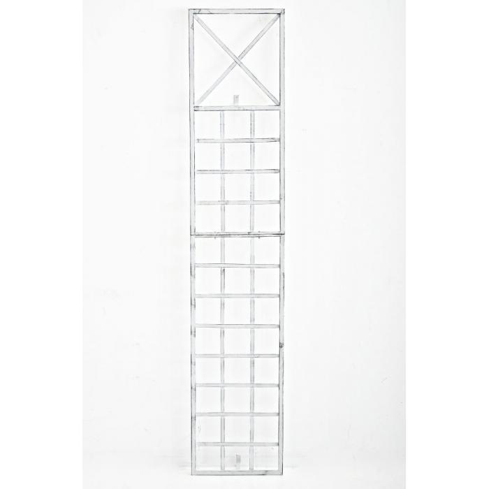 wandrankhilfe cp370 rankhilfe rankgitter eisen 198cm. Black Bedroom Furniture Sets. Home Design Ideas