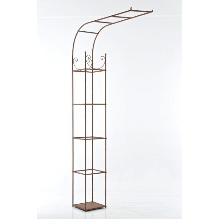 wandrankhilfe cp080 rankhilfe rankgitter eisen 121cm. Black Bedroom Furniture Sets. Home Design Ideas