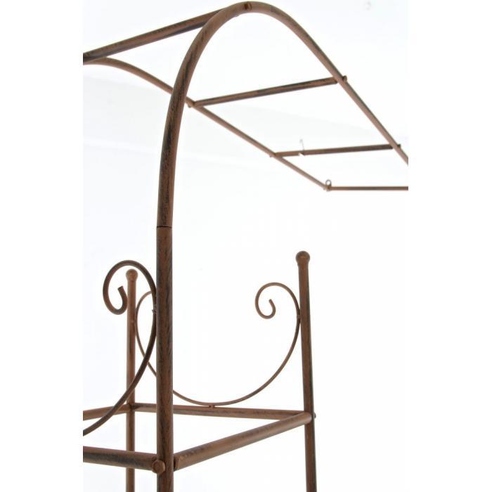 wandrankhilfe cp080 rankhilfe rankgitter eisen 141cm. Black Bedroom Furniture Sets. Home Design Ideas