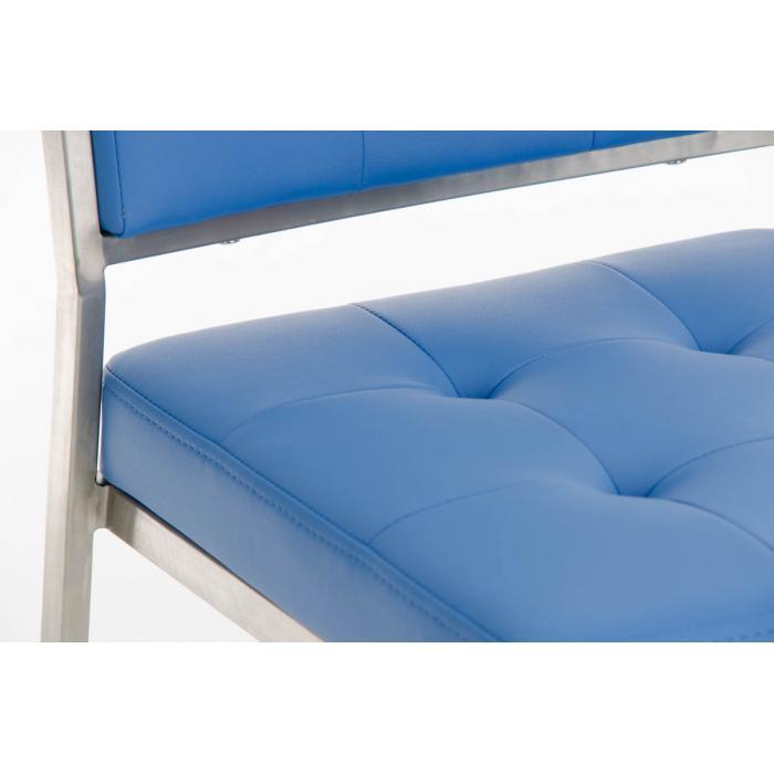 barhocker cp125 barstuhl gestell edelstahl kunstleder. Black Bedroom Furniture Sets. Home Design Ideas