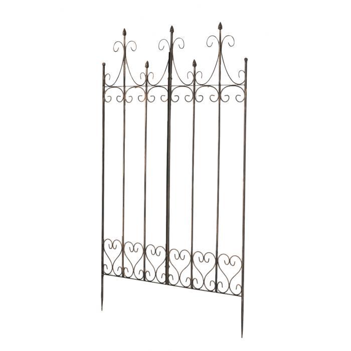rankgitter cp099 rankhilfe eisen bronze. Black Bedroom Furniture Sets. Home Design Ideas