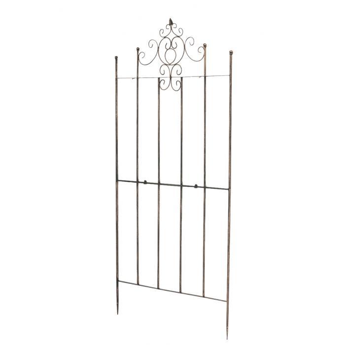 rankgitter cp364 rankhilfe metall bronze. Black Bedroom Furniture Sets. Home Design Ideas