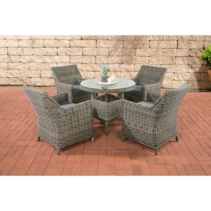 poly rattan sitzgruppe cp402 gartengarnitur lounge set. Black Bedroom Furniture Sets. Home Design Ideas