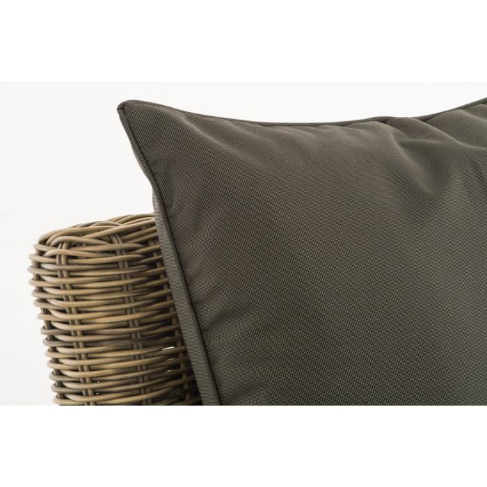 3er sofa cp042 3 sitzer poly rattan kissen anthrazit. Black Bedroom Furniture Sets. Home Design Ideas