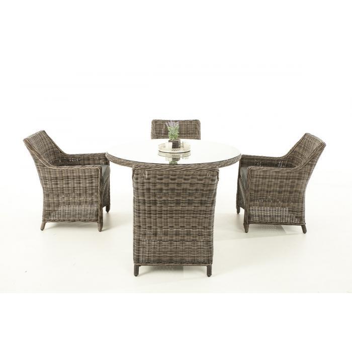 garten garnitur cp064 sitzgruppe lounge garnitur poly rattan kissen eisengrau grau meliert. Black Bedroom Furniture Sets. Home Design Ideas
