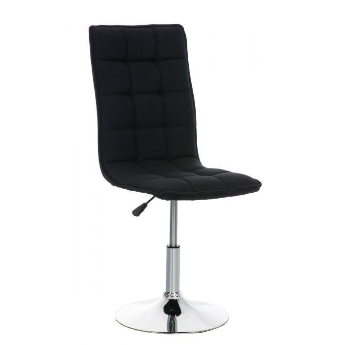 esszimmerstuhl cp259 lehnstuhl textil schwarz. Black Bedroom Furniture Sets. Home Design Ideas