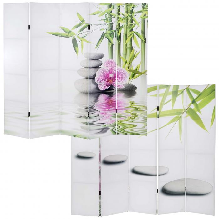 foto paravent t234 paravent raumteiler trennwand kho samui 180x200cm. Black Bedroom Furniture Sets. Home Design Ideas