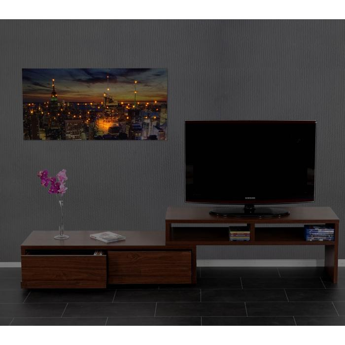 led bild mit beleuchtung leinwandbild leuchtbild wandbild. Black Bedroom Furniture Sets. Home Design Ideas