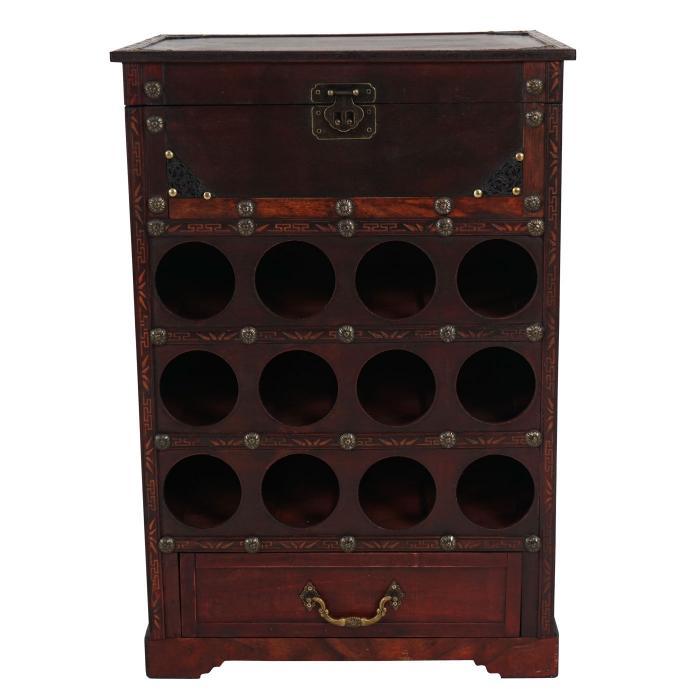 weinregal calvados t254 flaschenregal regal holzregal. Black Bedroom Furniture Sets. Home Design Ideas
