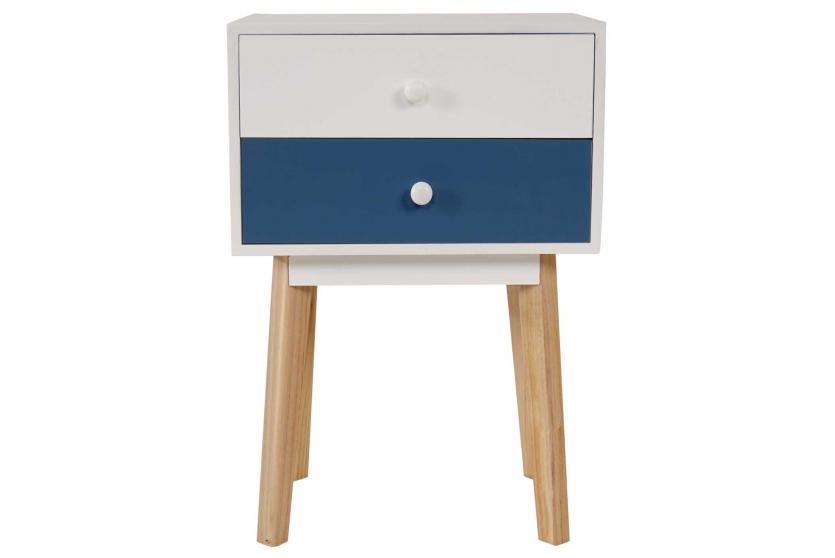 kommode vaasa t271 beistelltisch nachttisch retro design. Black Bedroom Furniture Sets. Home Design Ideas