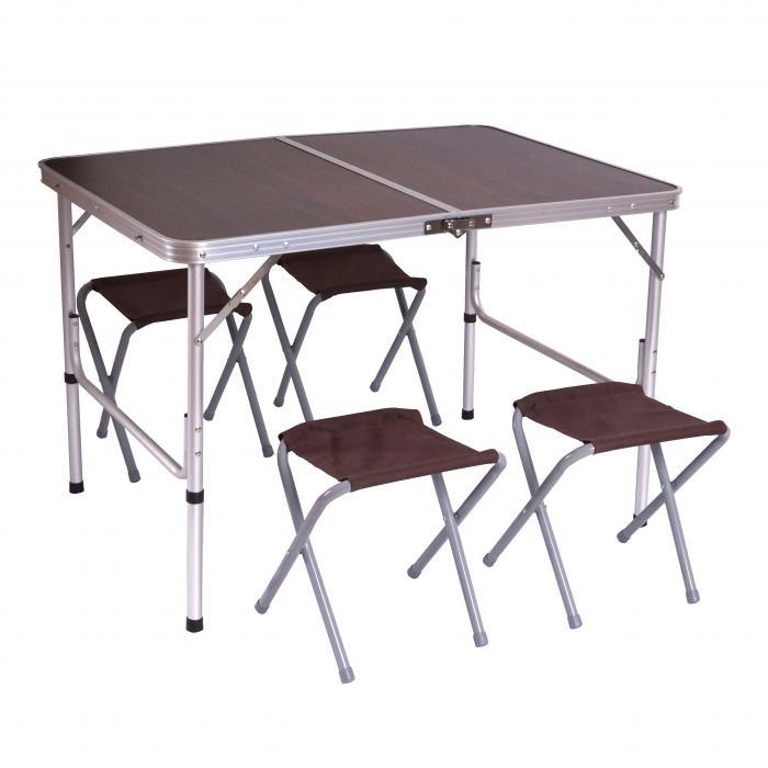 camping garnitur t368 camping set sitzgarnitur. Black Bedroom Furniture Sets. Home Design Ideas