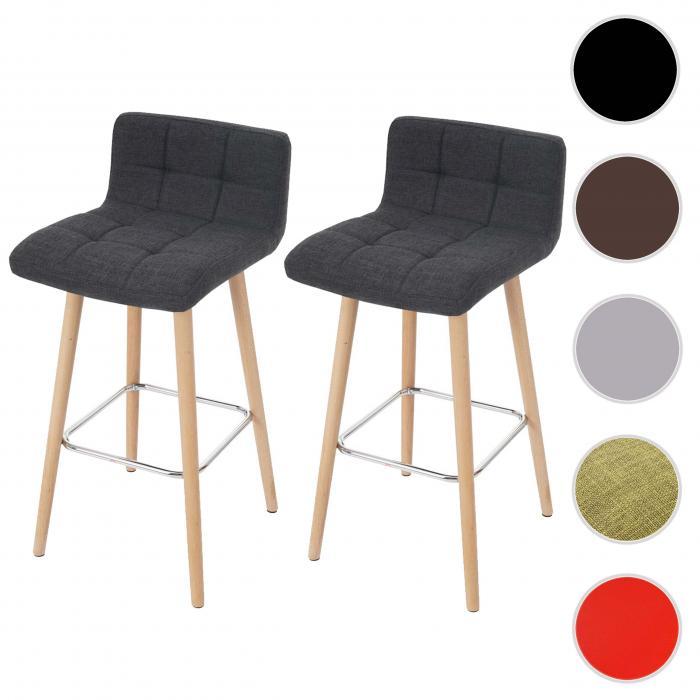 2x barhocker malm t430 barstuhl tresenhocker retro. Black Bedroom Furniture Sets. Home Design Ideas