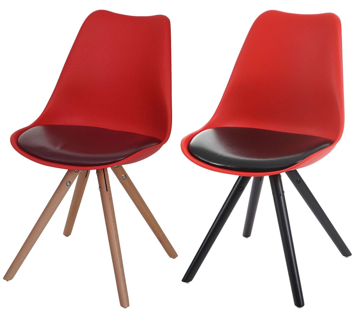 4x esszimmerstuhl malm t501 stuhl lehnstuhl retro 50er for Stuhl design 50er