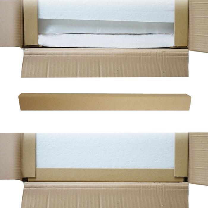 Couchtisch Roman Wohnzimmertisch Ausklappbar 42x120x60cm