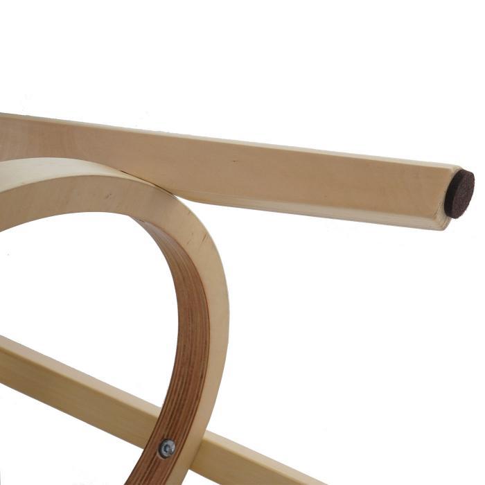 barhocker navan barstuhl tresenhocker holz kunstleder. Black Bedroom Furniture Sets. Home Design Ideas