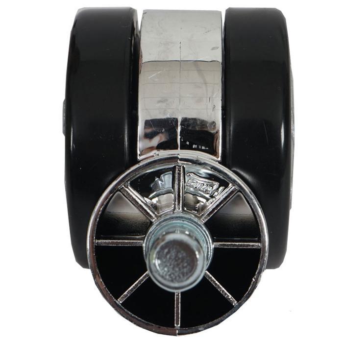 5x universalrollen t534 b rostuhl rollen stuhlrollen 120kg belastbar turbinendesign. Black Bedroom Furniture Sets. Home Design Ideas