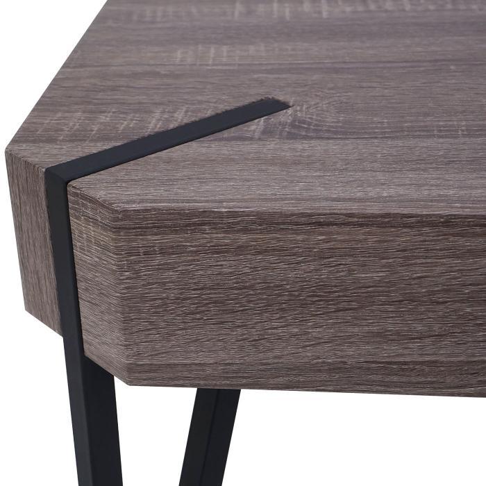 couchtisch kos t574 beistelltisch fsc 52x50x50cm. Black Bedroom Furniture Sets. Home Design Ideas