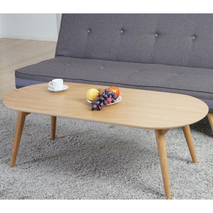 couchtisch bagheria wohnzimmertisch beistelltisch 40x120x55cm eiche klappbar. Black Bedroom Furniture Sets. Home Design Ideas