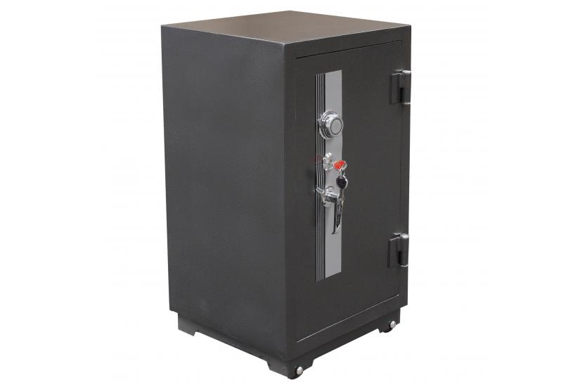 tresor kaluga h593 panzerschrank safe 1h feuerfest bis 1010 c 180kg 90x50x45cm ebay. Black Bedroom Furniture Sets. Home Design Ideas