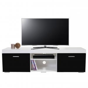 fernsehtisch schwarz hochglanz dekoration m bel zubeh r. Black Bedroom Furniture Sets. Home Design Ideas