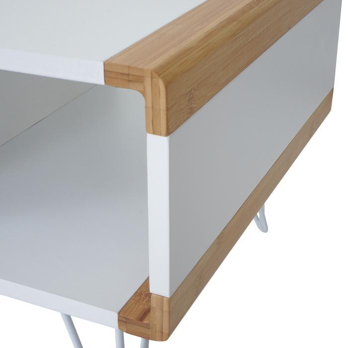 couchtisch toledo wohnzimmertisch beistelltisch mit. Black Bedroom Furniture Sets. Home Design Ideas
