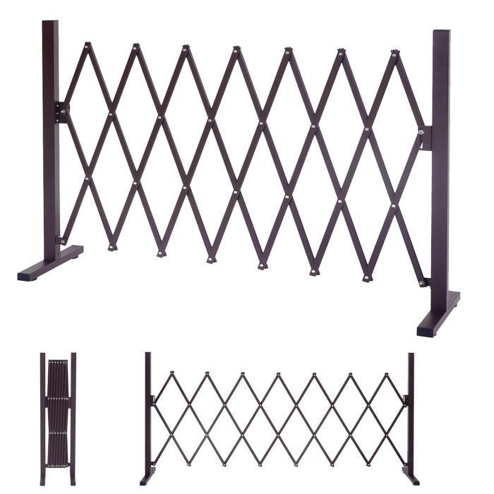 absperrgitter hwc b34 scherengitter rankhilfe. Black Bedroom Furniture Sets. Home Design Ideas