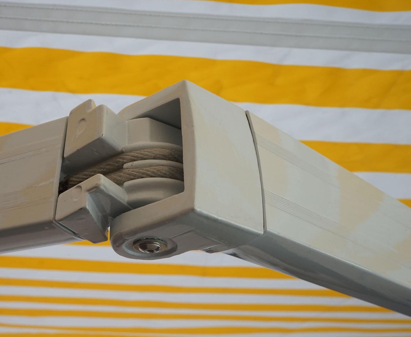 12m UA-Profil 100mm 4 Stab je 3m Aussteifungsprofil Ständerprofil Tür Profil