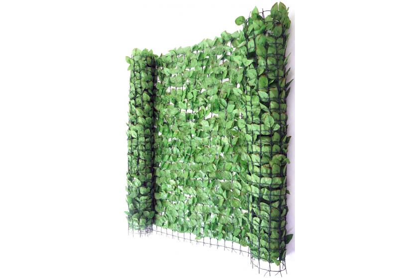 balkonsichtschutz buchenhecke windschutz verkleidung f r terrasse zaun ebay. Black Bedroom Furniture Sets. Home Design Ideas