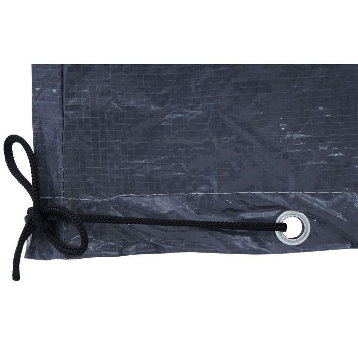 abdeckplane abdeckhaube schutzplane schutzh lle f r grill anthrazit 69cm. Black Bedroom Furniture Sets. Home Design Ideas