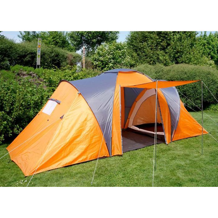 Camping Zelt 8 Mann : Campingzelt loksa mann zelt kuppelzelt igluzelt