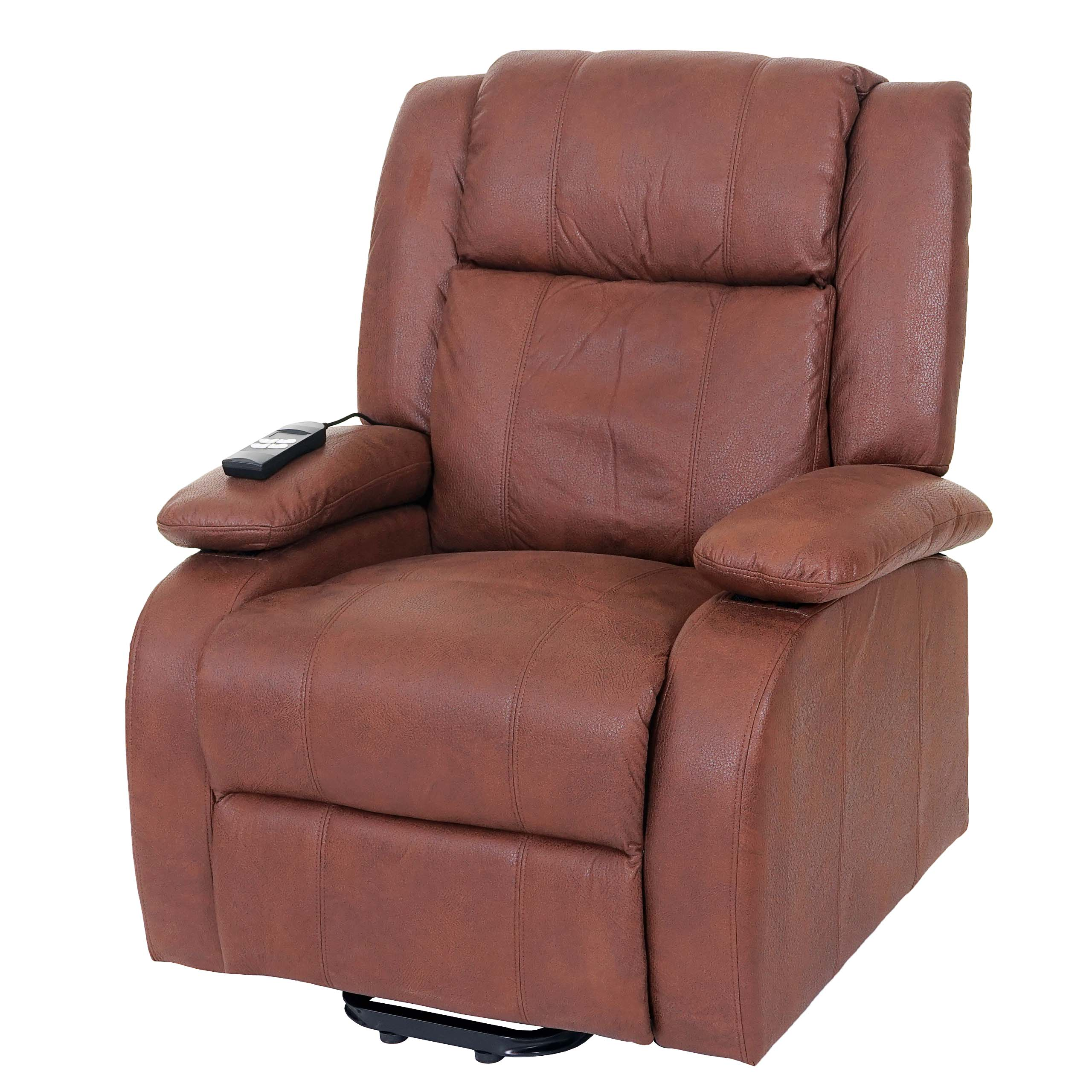 fernsehsessel lincoln relaxsessel 2 motoren aufstehhilfe textil ebay. Black Bedroom Furniture Sets. Home Design Ideas
