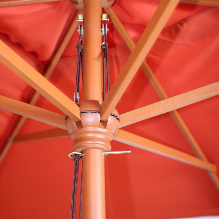 sonnenschirm gartenschirm marktschirm florida, rechteckig 2x3m, Badezimmer