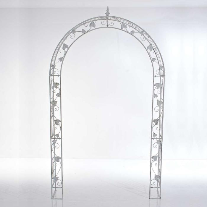 rosenbogen venedig eisen pulverbeschichtet 247 5x146x115. Black Bedroom Furniture Sets. Home Design Ideas