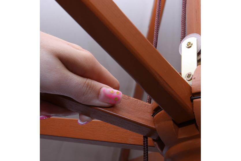 holz sonnenschirm gartenschirm marktschirm florida rechteckig 2x3m creme. Black Bedroom Furniture Sets. Home Design Ideas