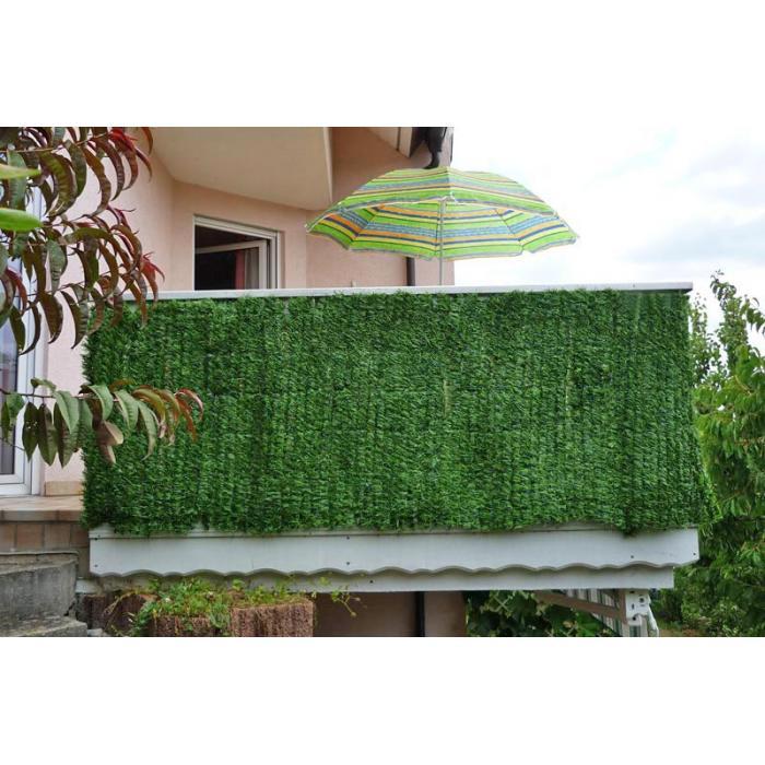 sichtschutz windschutz verkleidung f r balkon terrasse zaun tanne breit 300 x 100 cm. Black Bedroom Furniture Sets. Home Design Ideas