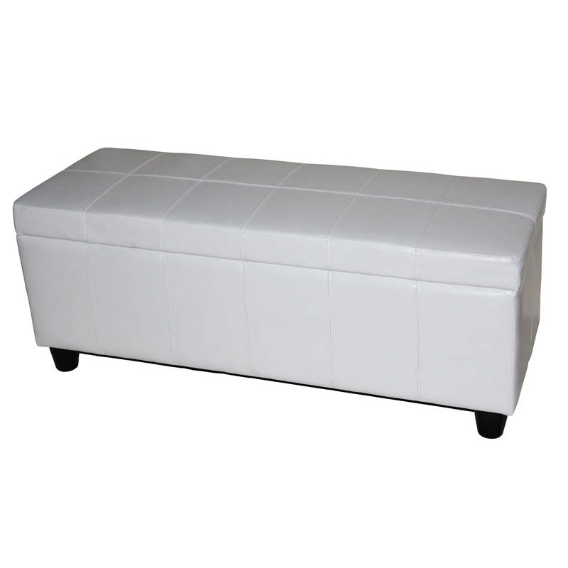 aufbewahrungstruhe sitzbank kriens leder kunstleder. Black Bedroom Furniture Sets. Home Design Ideas