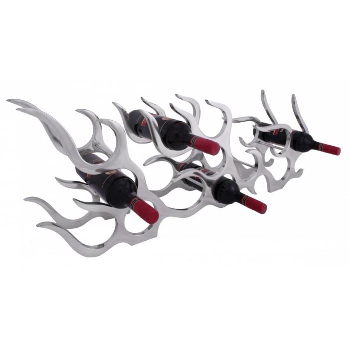 weinregal a042 flaschenregal regal f r 11 flaschen. Black Bedroom Furniture Sets. Home Design Ideas