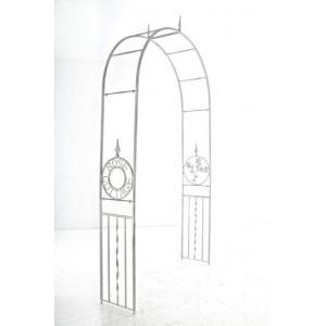 rosenbogen cp382 eisen antik wei. Black Bedroom Furniture Sets. Home Design Ideas