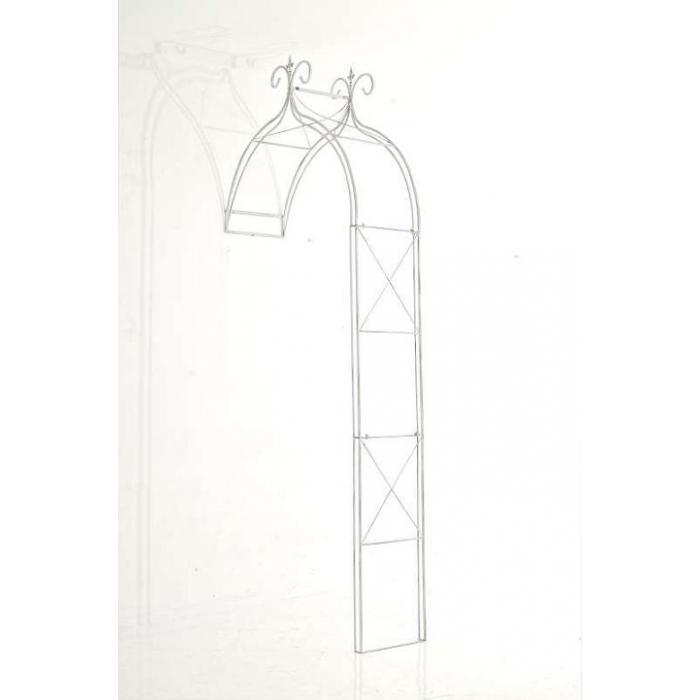 rosenbogen cp388 eisen antik wei. Black Bedroom Furniture Sets. Home Design Ideas