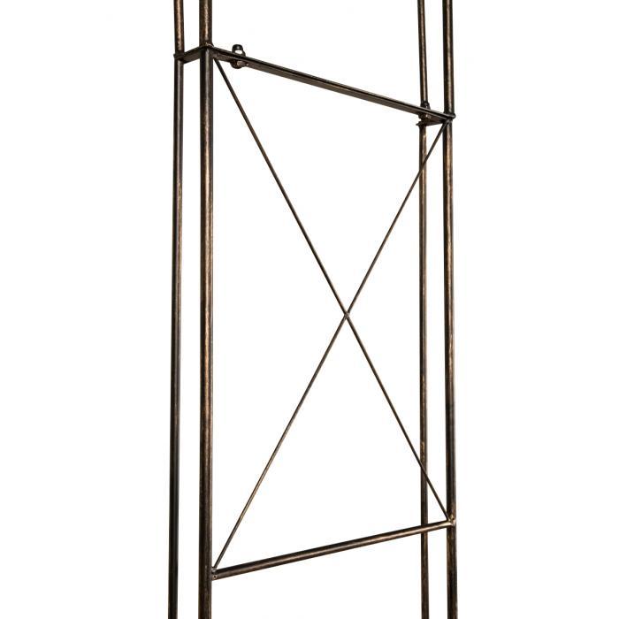 rosenbogen cp385 eisen braun. Black Bedroom Furniture Sets. Home Design Ideas