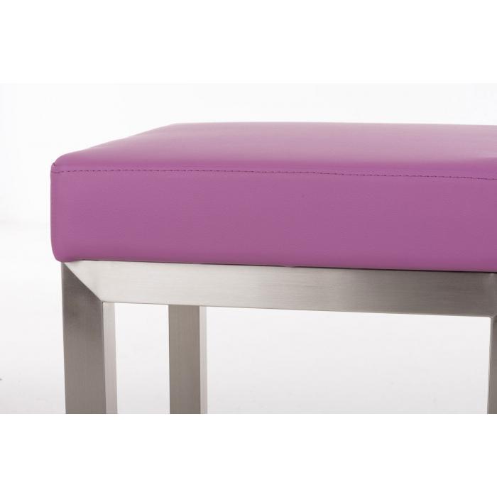 barhocker cp475 barstuhl gestell silber kunstleder. Black Bedroom Furniture Sets. Home Design Ideas