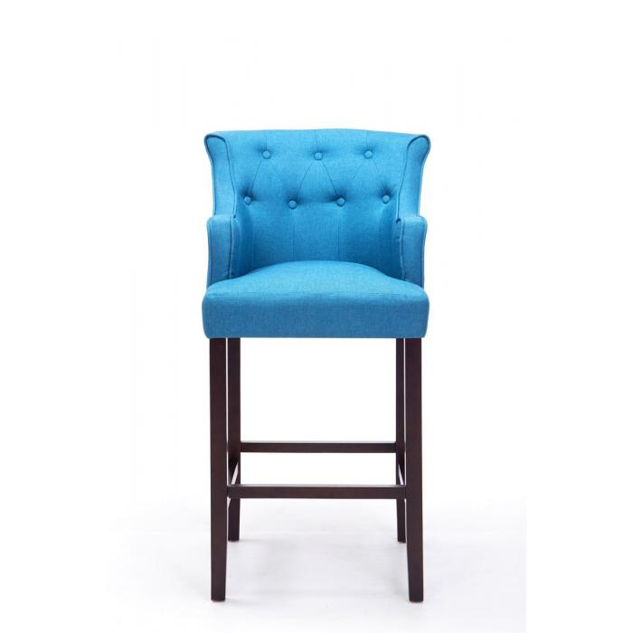 barhocker cp578 barstuhl textil 114x63x60cm gestell. Black Bedroom Furniture Sets. Home Design Ideas