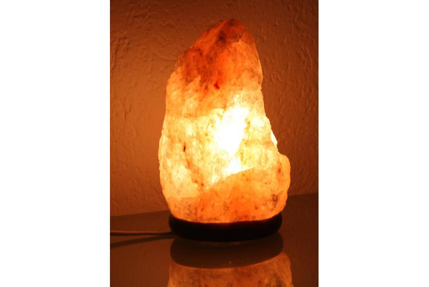 salzkristall leuchte kristall lampe kristall teelicht ebay. Black Bedroom Furniture Sets. Home Design Ideas