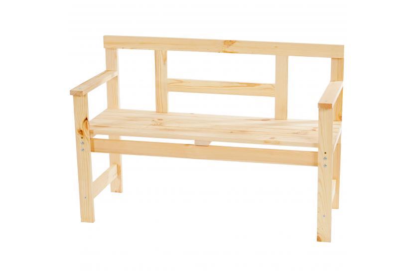 holzbank kolding parkbank gartenbank friesenbank. Black Bedroom Furniture Sets. Home Design Ideas
