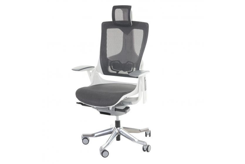 b rostuhl merryfair wau 2 polster netz schreibtischstuhl ergonomisch ebay. Black Bedroom Furniture Sets. Home Design Ideas